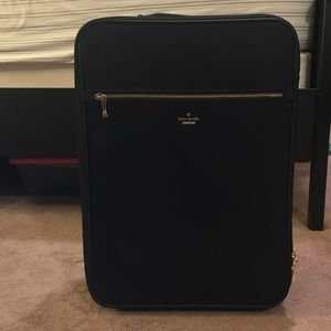 Kate Spade carry on suitcase